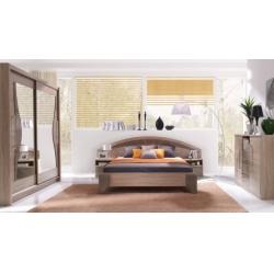Dormitor DOME sonoma